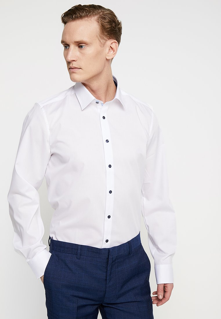 OLYMP - Chemise classique - weiss