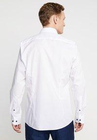 OLYMP - Formální košile - weiss - 2