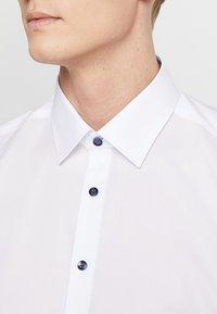 OLYMP - Formální košile - weiss - 3