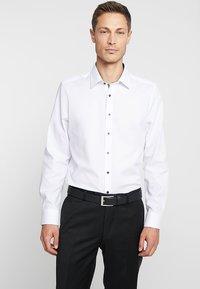 OLYMP - Zakelijk overhemd - weiss - 0