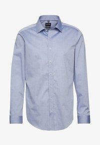 OLYMP - REGULAR FIT - Formální košile - marine - 4