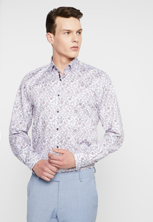 Skjorte - darkred