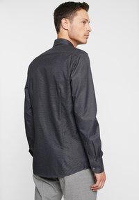 OLYMP - Formální košile - black - 2