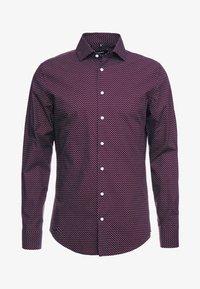 OLYMP - BODY FIT - Shirt - dunkelrot - 4