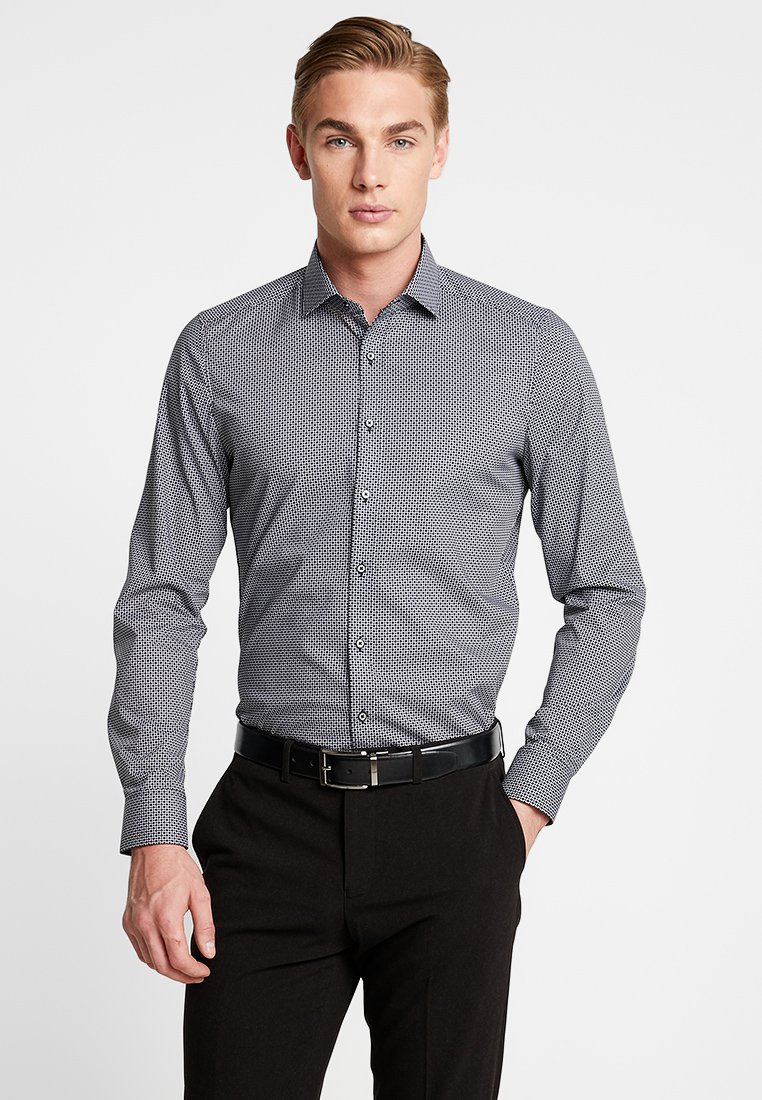 OLYMP - BODY FIT - Formal shirt - schwarz