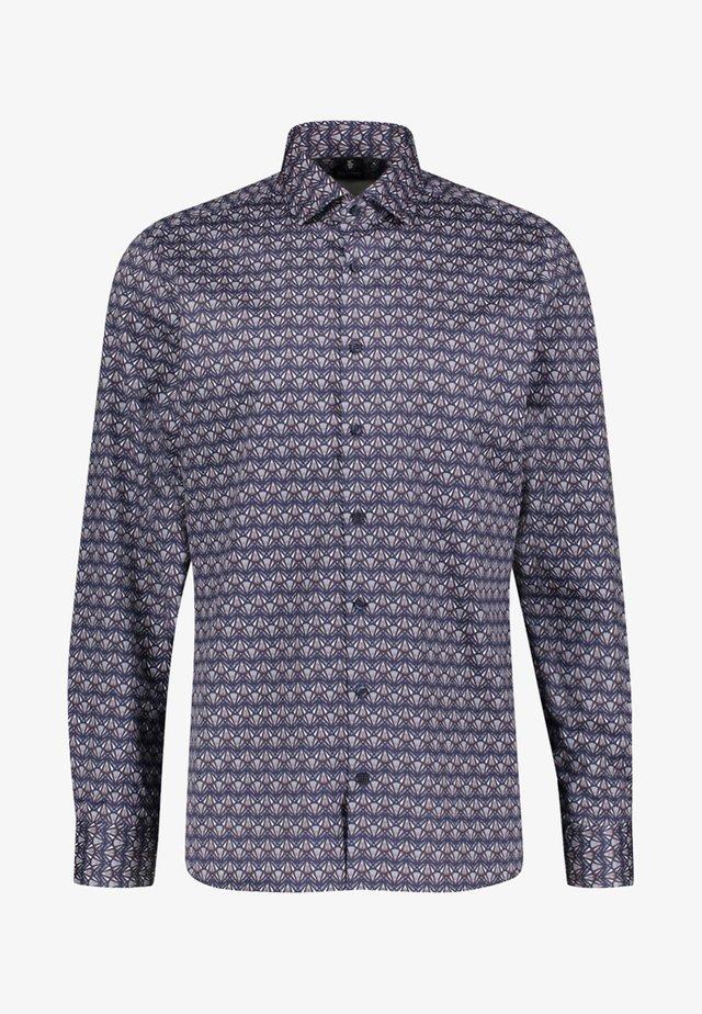 ANGARM - Shirt - blue