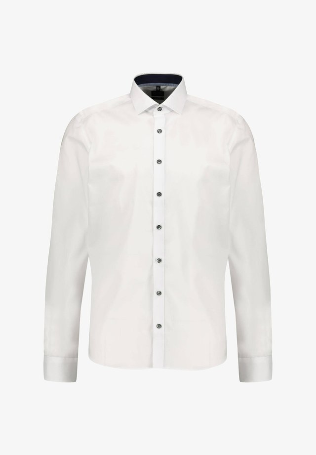 OLYMP LEVEL FIVE HERREN HEMD SLIM FIT LANGARM - Formal shirt - white