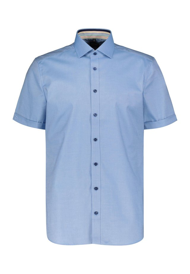 SLIM FIT  - Shirt - bleu (50)