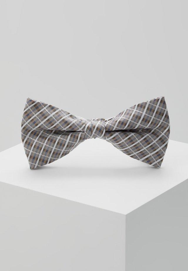 SCHLEIFE - Bow tie - braun