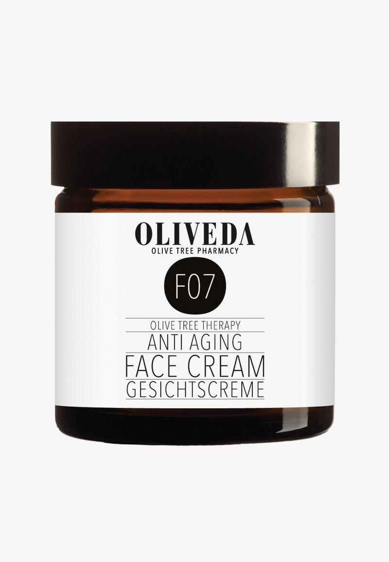 Oliveda - FACE CREAM ANTI-AGING 100ML - Anti-Aging - -