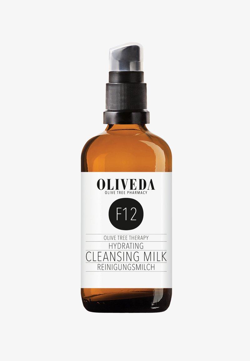 Oliveda - CLEANSER - HYDRATING 100ML - Ansigtsrens - -