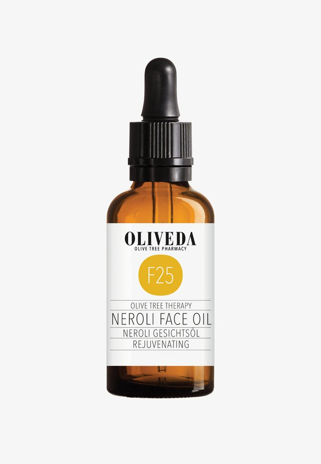 FACIAL OIL NEROLI - REJUVENATING 50ML - Ansigtsolie - -
