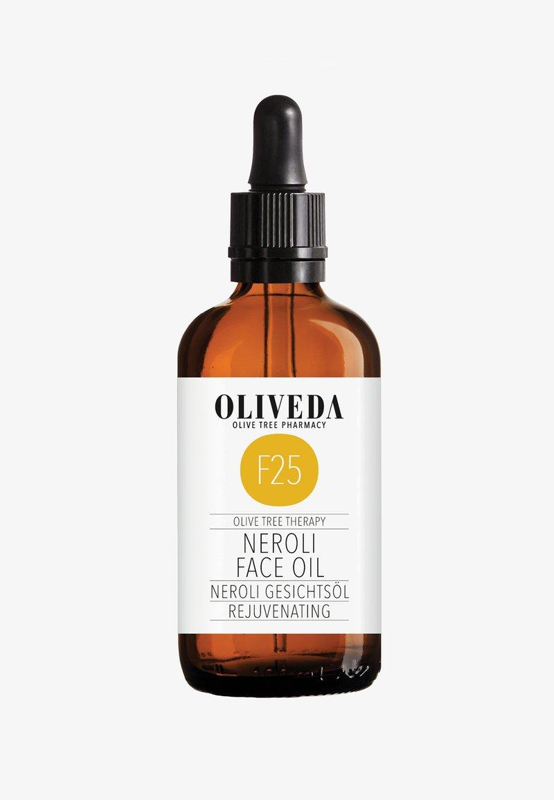 Oliveda - FACIAL OIL NEROLI - REJUVENATING 100ML - Ansiktsolja - -