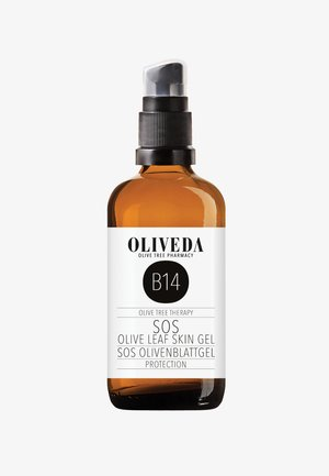 SOS OLIVE LEAF GEL PROTECTION 100ML - Serum - -