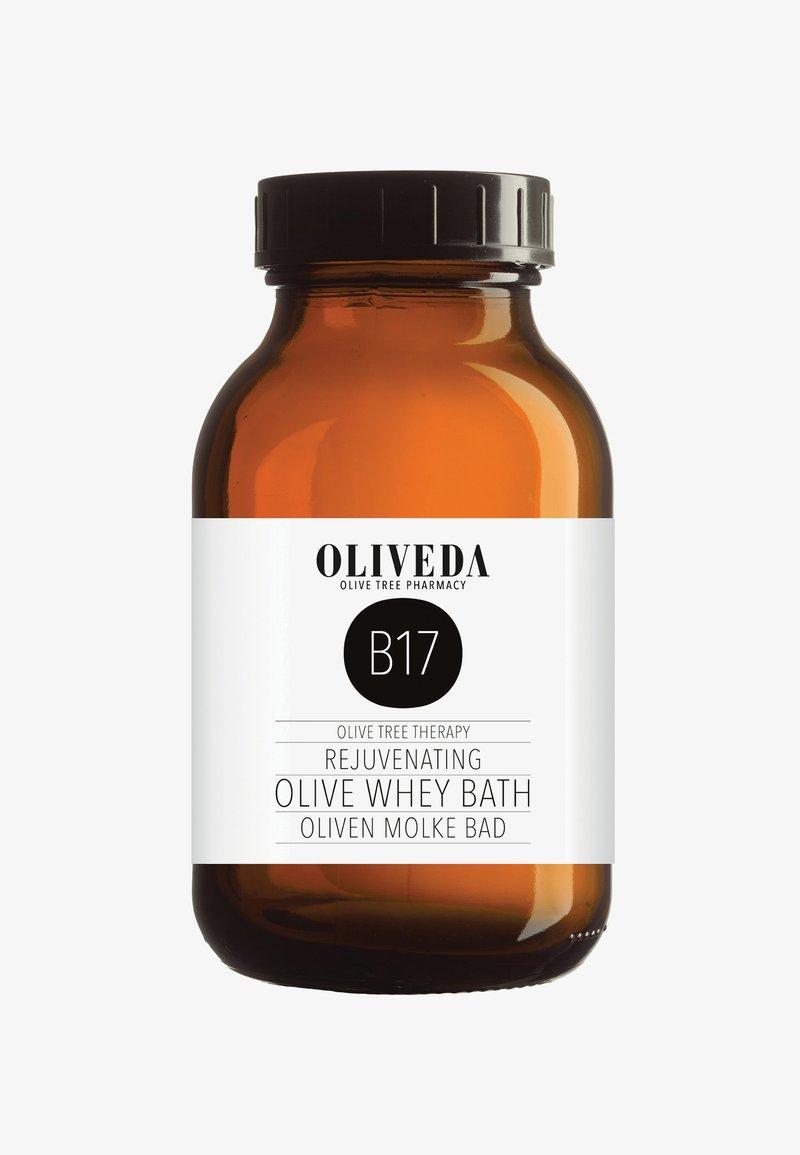 Oliveda - OLIVE WHEY BATH - REJUVENATING 280G - Bubble bath & soak - -