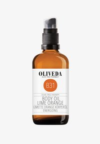 Oliveda - BODY OIL LIME ORANGE - ENERGIZING 100ML - Körperöl - - - 0