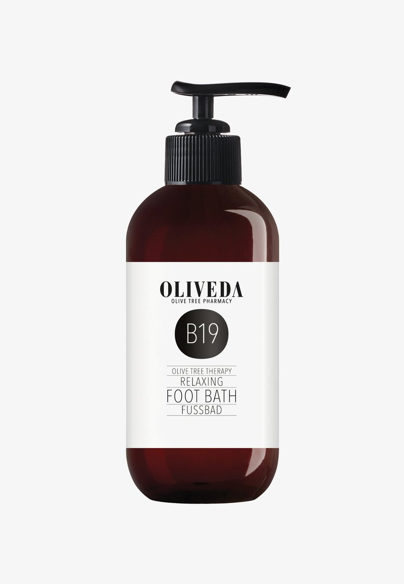 Oliveda - RELAXING FOOT BATH 200ML - Fugtighedscreme - -