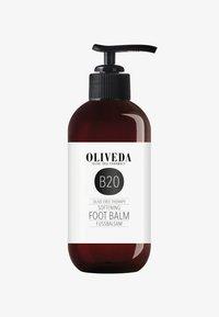 Oliveda - FUSSBALSAM SOFTENING 200ML - Crème pieds - - - 0