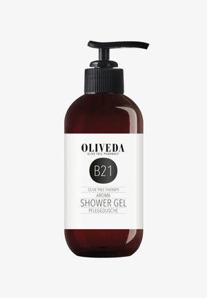 SHOWER GEL 200ML AROMA - Żel pod prysznic - -