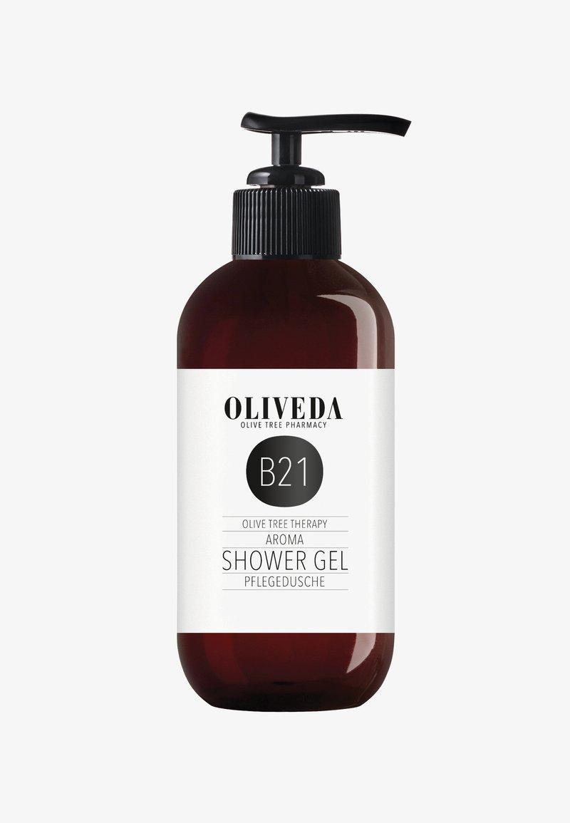 Oliveda - SHOWER GEL 200ML AROMA - Shower gel - -