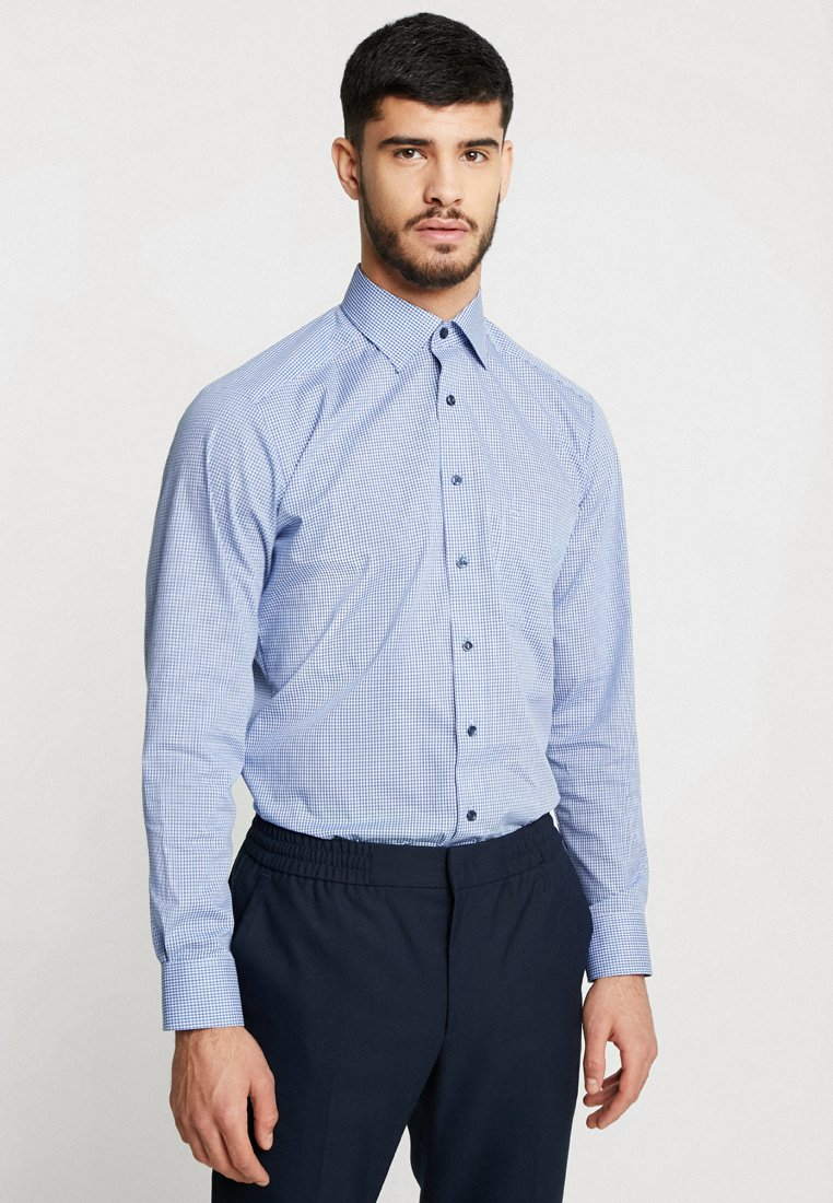 OLYMP - Formal shirt - marine