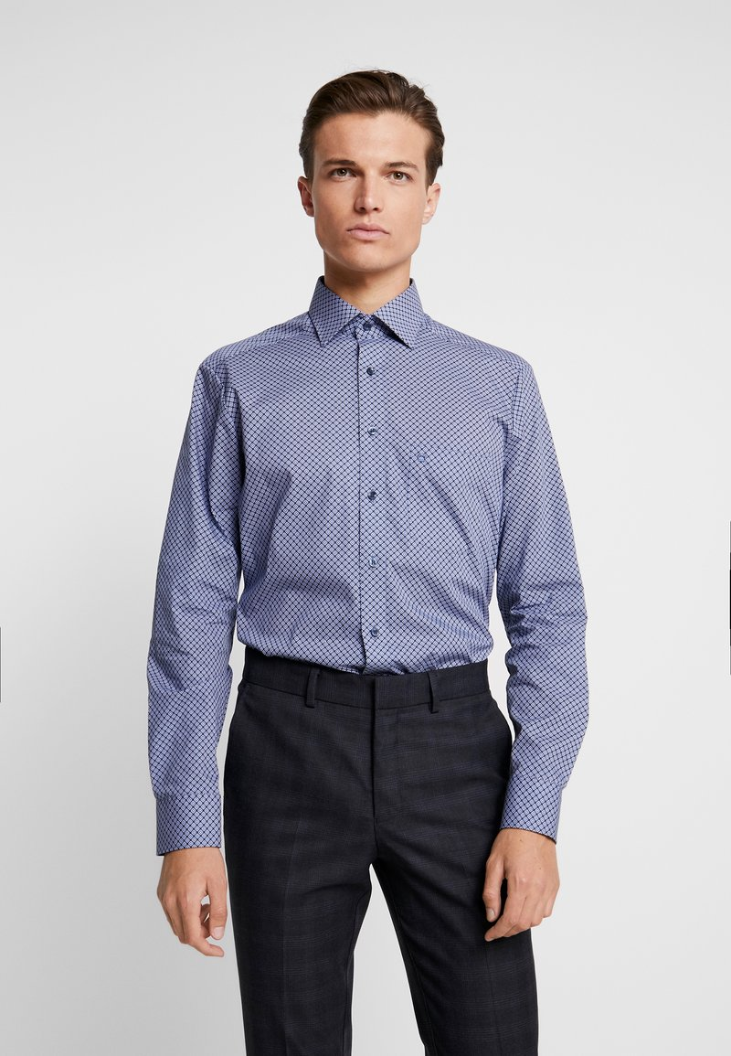Olymp Tendenz - MODERN FIT - Formal shirt - marine