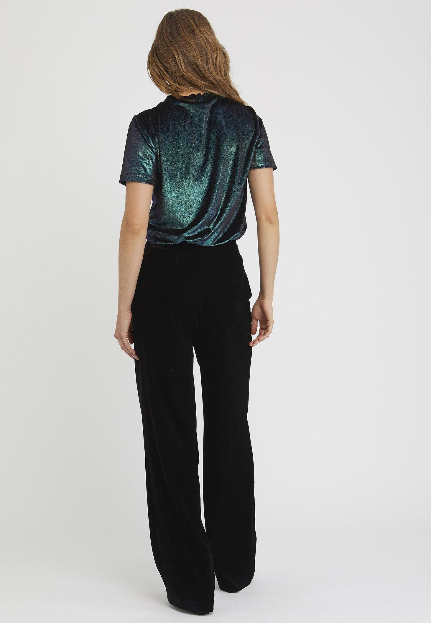 Oliver Bonas Pantalon classique black