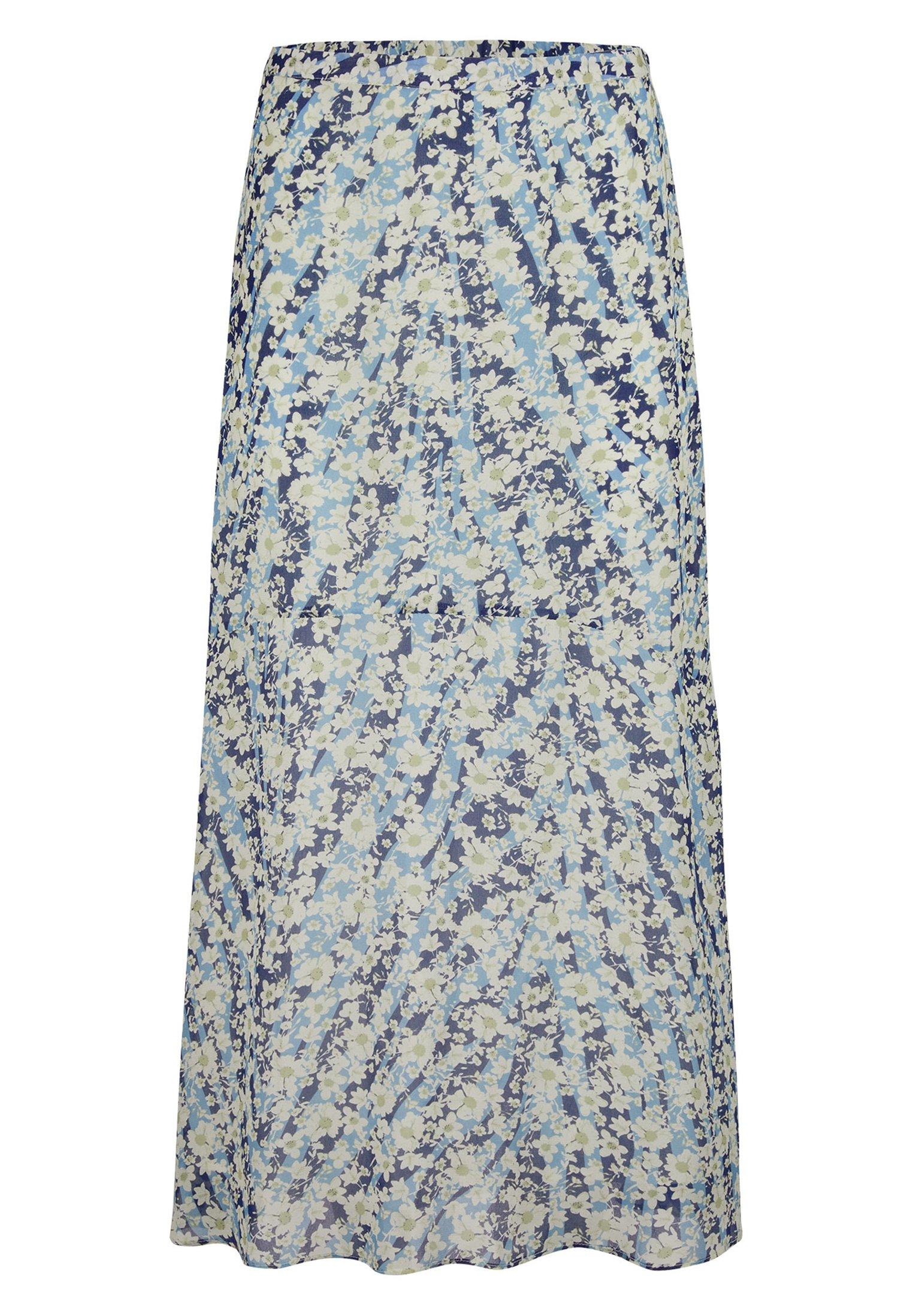 Oliver Bonas A-snit nederdel/ A-formede nederdele - blue