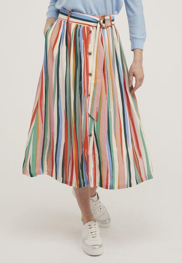 A-snit nederdel/ A-formede nederdele - multicolored