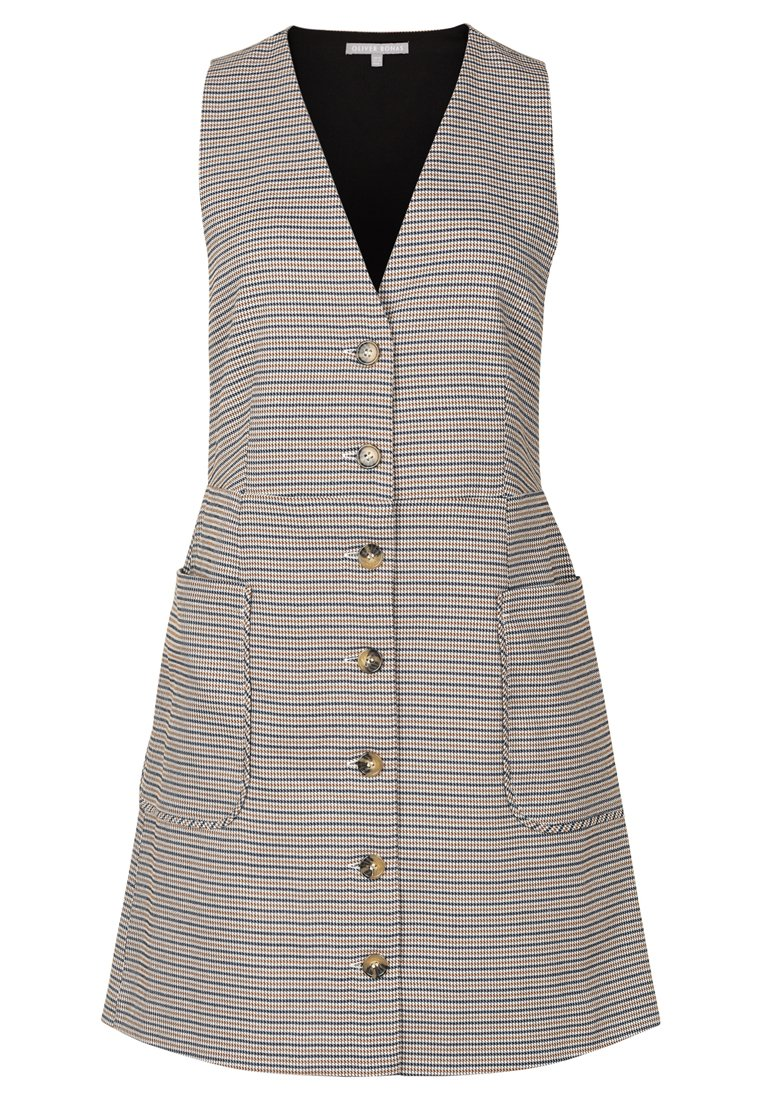 Oliver Bonas PINAFORE Day dress brown