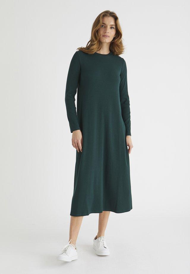 SWING  - Jersey dress - Green