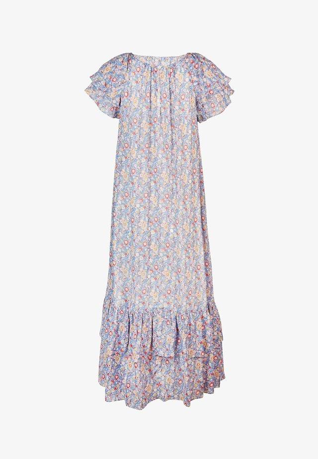 AZALEA FLORAL PRINT - Robe d'été - blue