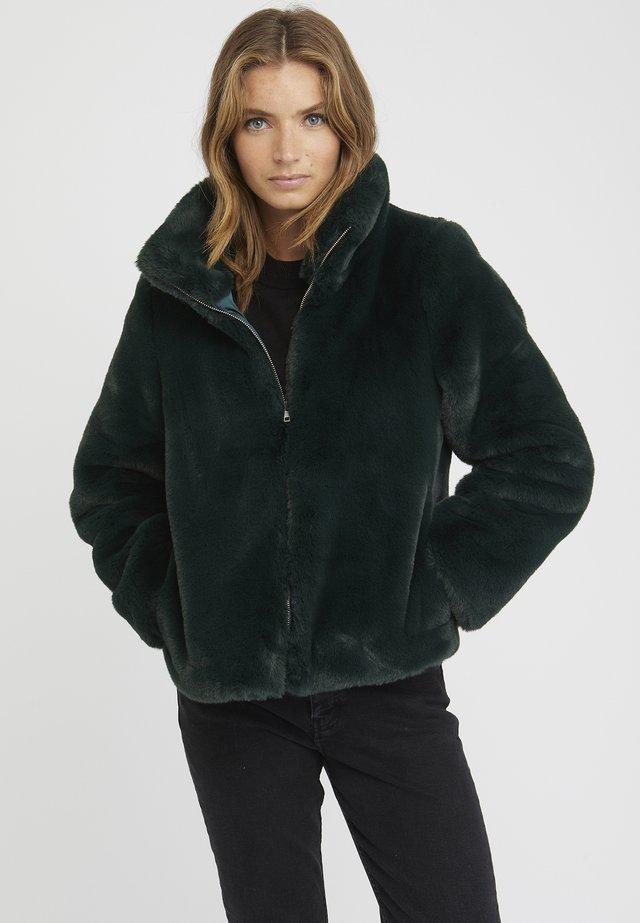 Kurtka zimowa - green
