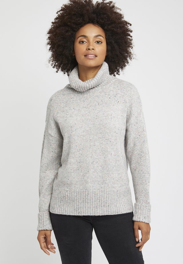 NEPPED - Sweter - grey