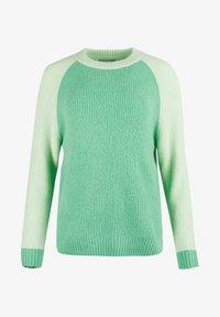 Oliver Bonas - Sweter - green - 3