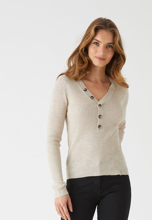 OATMEAL  - Sweter - grey
