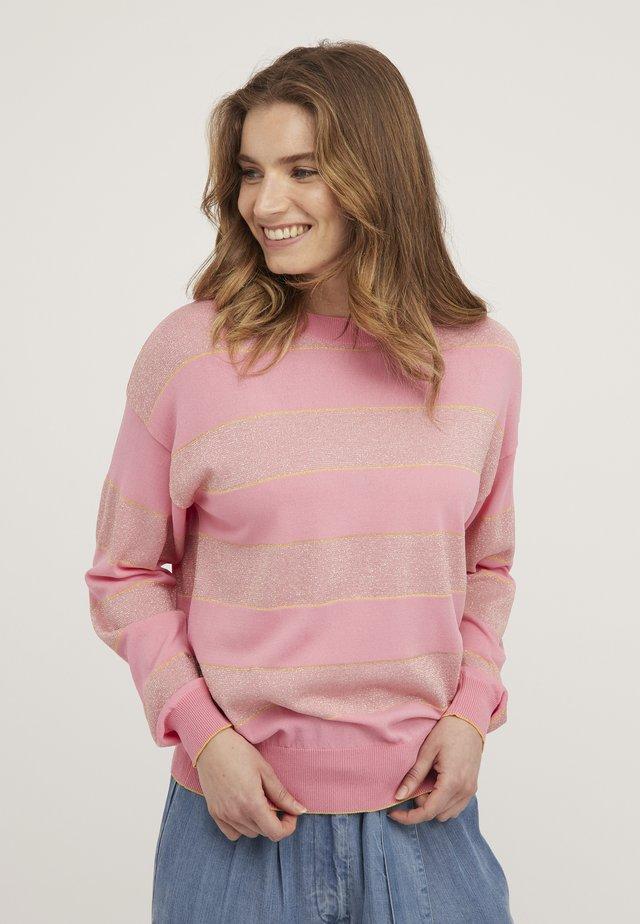SPARKLE  - Jersey de punto - pink