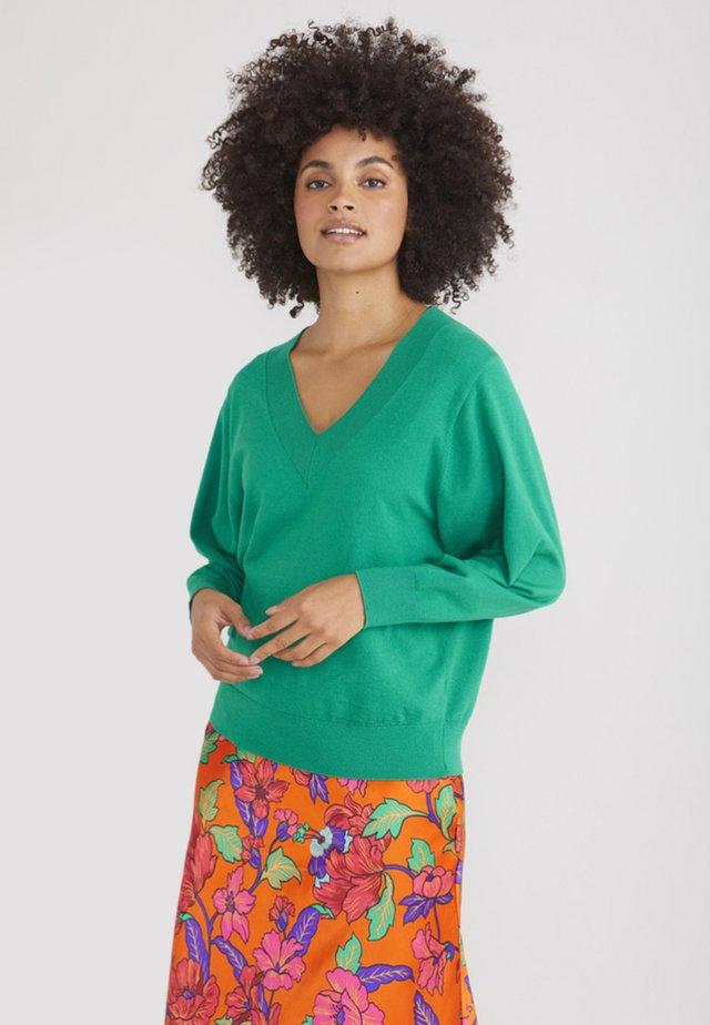 CONTACT - Jersey de punto - green