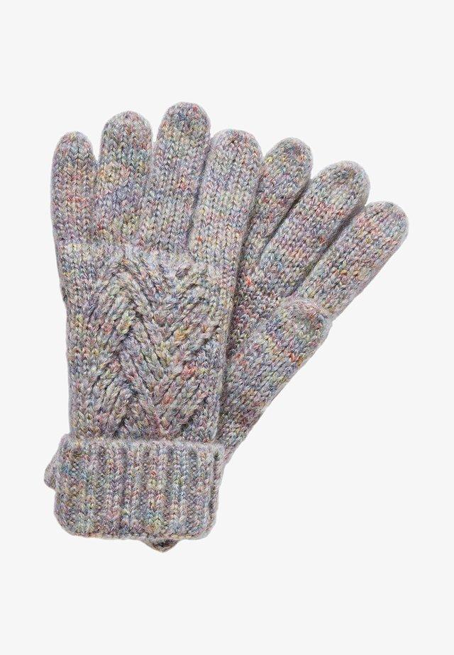 RAINBOW CABLE - Fingerhandschuh - grey