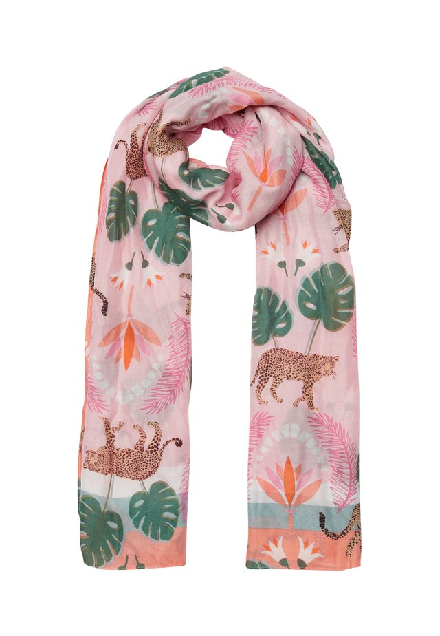 PANTHER PERSONALITY PRINT  - Scarf - multi