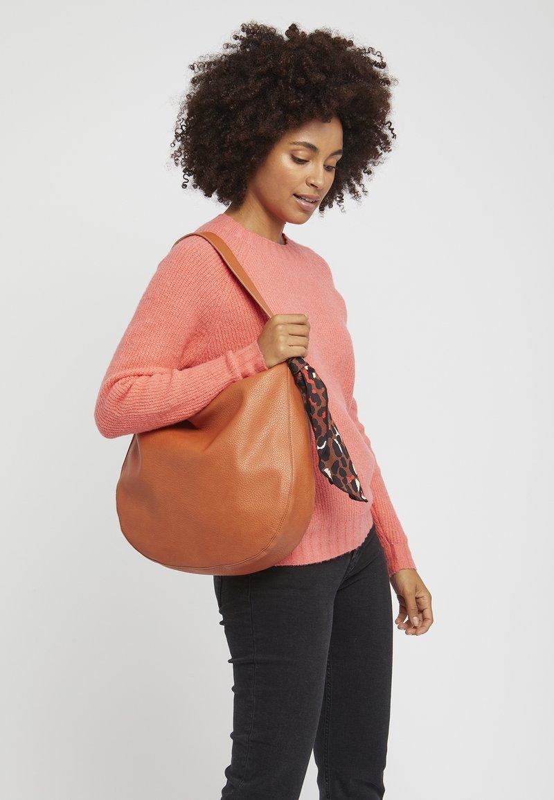 Oliver Bonas - Shopping Bag - brown