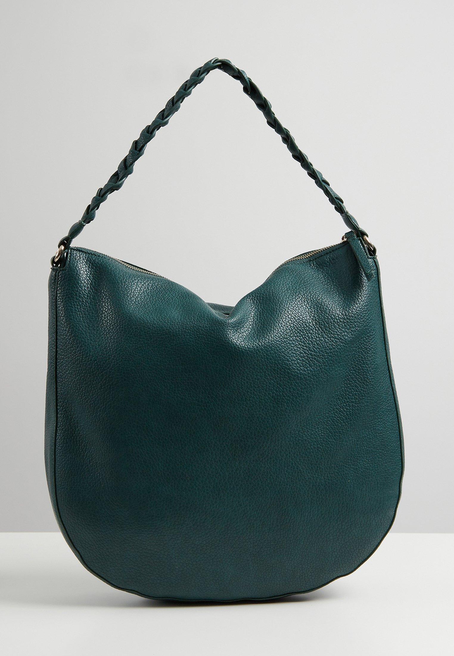 Oliver Bonas Hailey Slouch - Cabas Turquoise