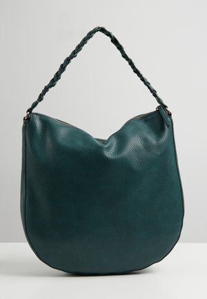 HAILEY SLOUCH  - Shopping Bag - turquoise