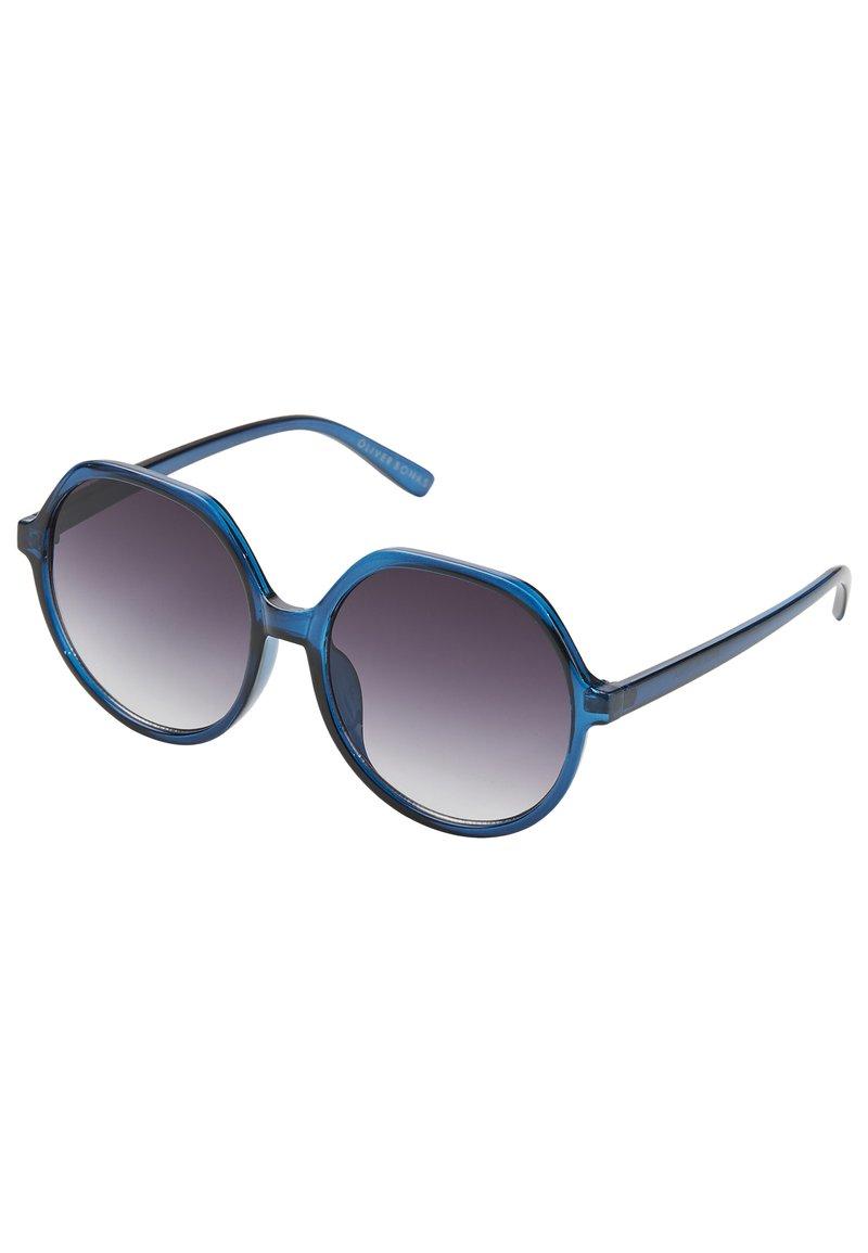 Oliver Bonas - Sunglasses - blue