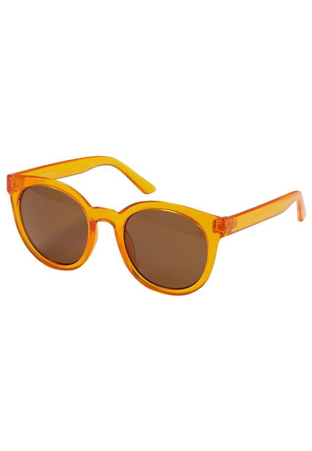 Sonnenbrille - orange