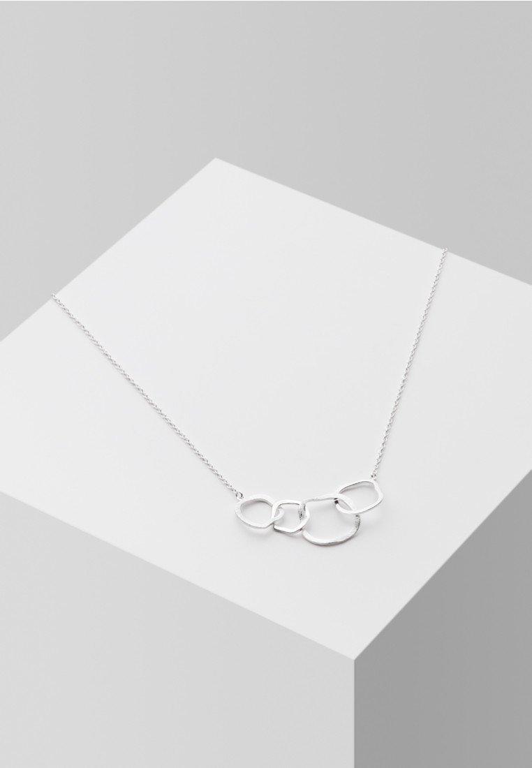 Oliver Bonas - Halskette - silver-coloured