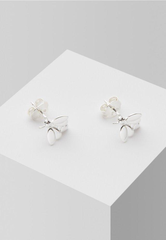 BEE  - Earrings - silver-coloured