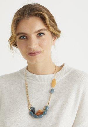 Necklace - blue