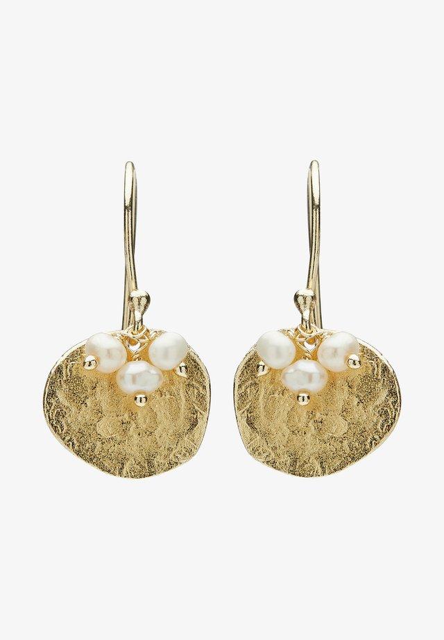 MERYTA  - Earrings - gold colored