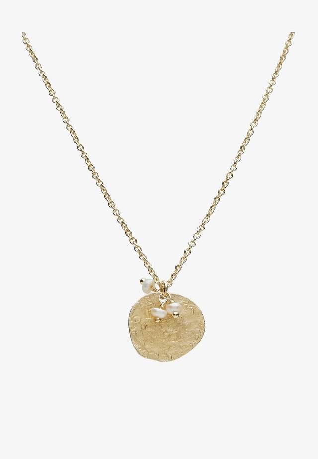 MERYTA  - Necklace - gold colored